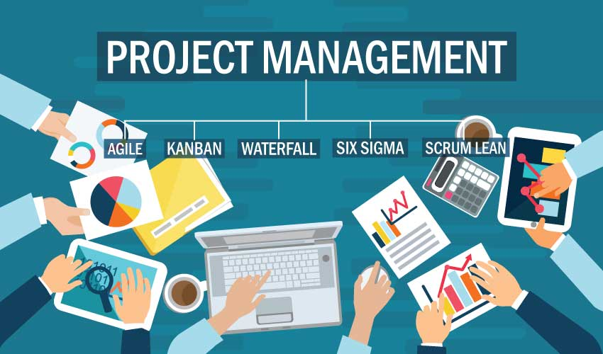 Different Types of Project Management with Explanation
